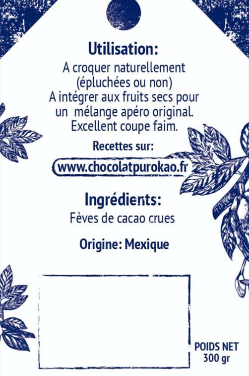 fèves de cacao crues 3